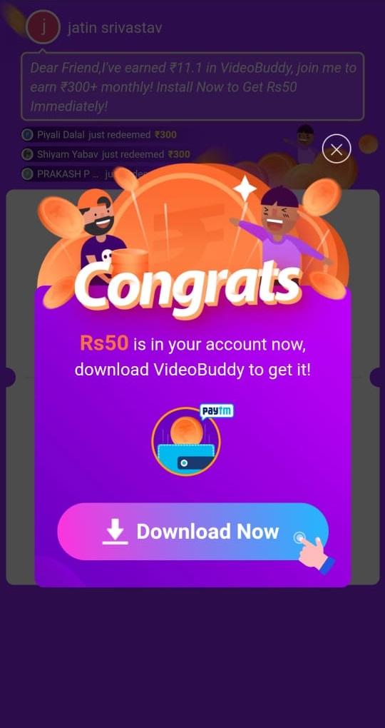 VideoBuddy apk app download